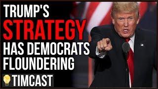Trump's Strategy Has Democrats Floundering, RNC Raises DOUBLE What Democrats Raise