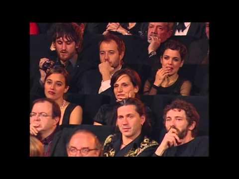 Quim Gutiérrez gana el Goya a Mejor Actor Revelación en 2007