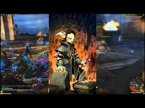 Guild Wars 2 Lore: Mr Sparkles