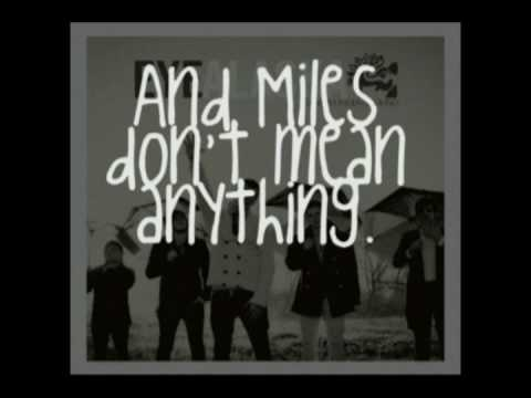 Eye Alaska - Miles Don't Mean Anything