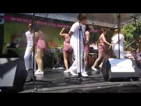 Drew School SF Carnaval 2014 Stage Performance - RCR Part 3