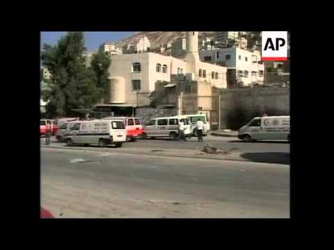Israeli Army clashes with alleged militants in refugee camp as operation continues
