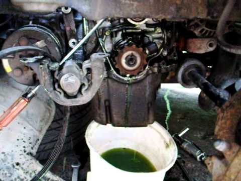 honda civic timimg belt replacement single ohv  tec youtube