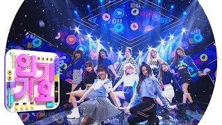 Cherry Bullet 체리블렛 Q A A인기가요 Inkigayo 20190217