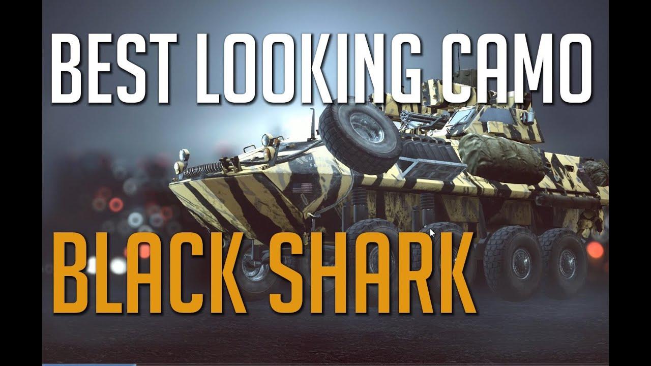 Black Shark Camo Bf4 Bf4 How to Unlock Black Shark