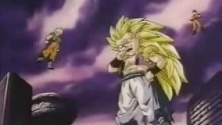 Goku,Gohan,Vegeta,Goten,Trunks VS Hildegarn