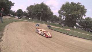 WildMan Raceway Rc Dirt Oval Part 02 1/5 scale