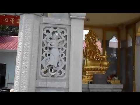 Chad Brih Travel Video: The 4 Face Buddha