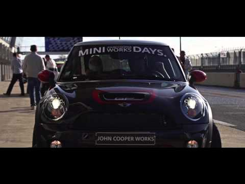 MINI John Cooper Works - Exclusive Drive - 21 et 22 mars 2014 - Le Mans