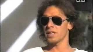 Alex Van Halen Interview 1991