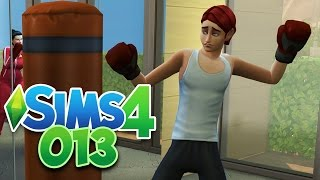 SIMS 4 [S01E013] - Hühnerbrust im Pumperladen ★ Let