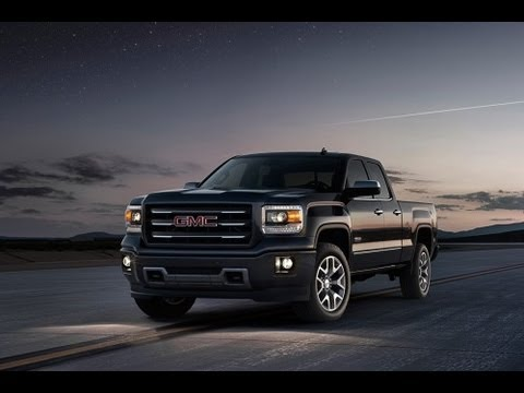 2014 GMC Sierra 1500 Crew Cab Start Up and Review 5.3 L V8