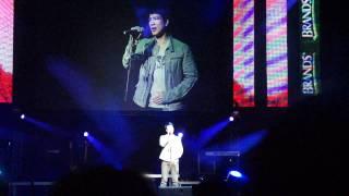 Lee Hom at Music Changes Lives Event in Singapore 2011 - Ni Bu Zhi Dao De Shi