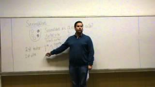 Yeliz och Jespers matteskola, del 6 (om: statistik, sannolikhet och kombinatorik)