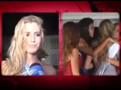 Miss Universo Uruguay 2014 - Bericht über den Schönheitswettbewerb mit allen 15 Teilnehmerinnen