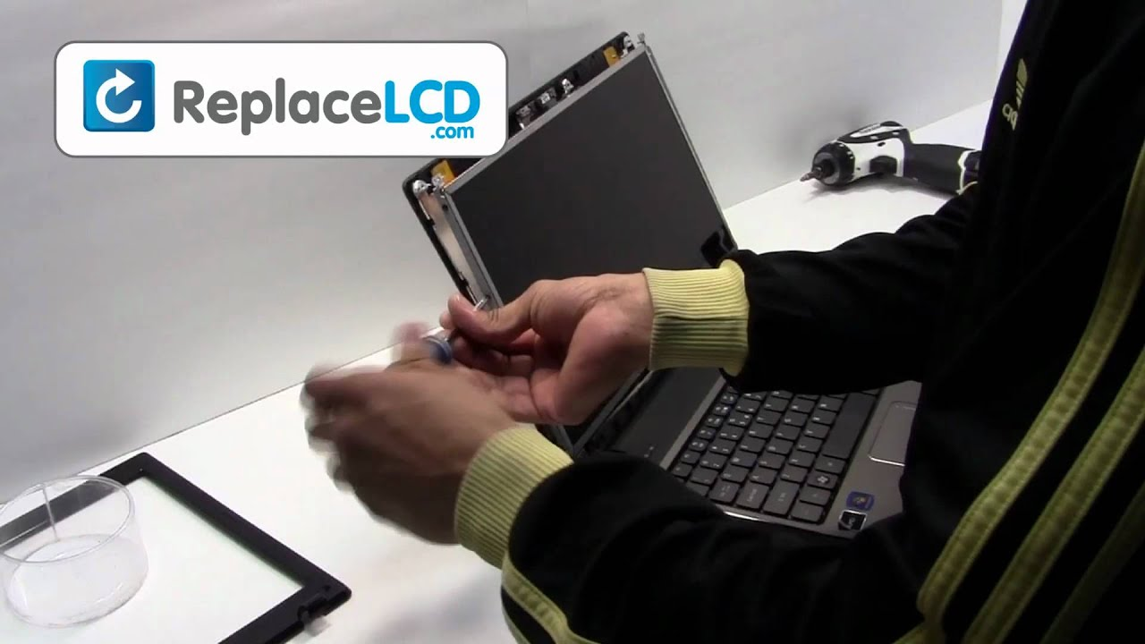 how to fix screen on acer aspire s10