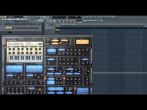 Автоматизация сторонних плагинов в FL Studio