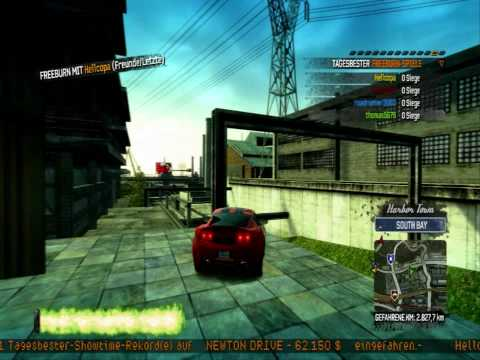 Burnout Paradise glitchs Tutorial 3!!!