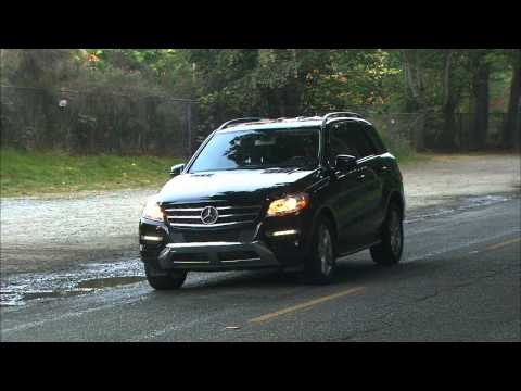 2012 Mercedes-Benz ML350 BlueTEC HD Video Review