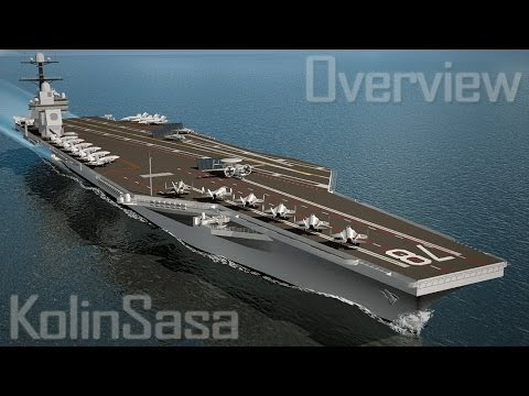 New Aircraft carrier