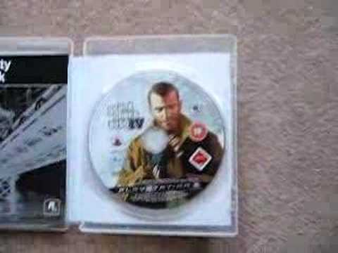 GTA 4 Case demo Quick Look