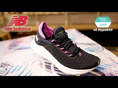 New Balance #FreshFoam v2 HypoKnit | UNBOXING VIDEO