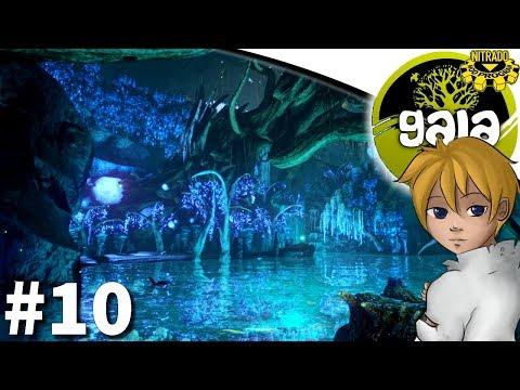 [MODS] ARK : GAÏA - #10 Balade en Biome Bleu !