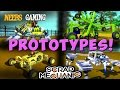Scrap Mechanic - Prototypes!
