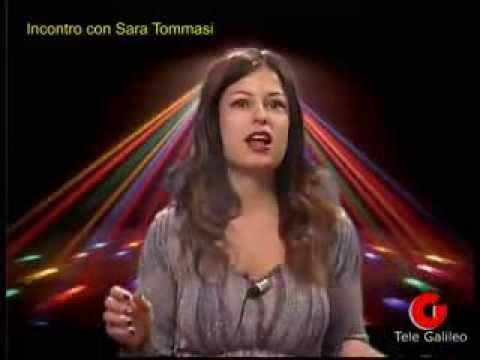 Sara Tommasi (pillole) si racconta a Tele Galileo