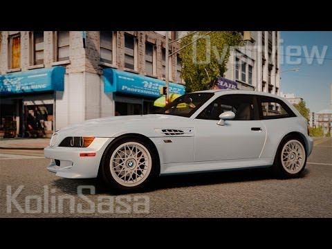BMW Z3 Coupe 2002