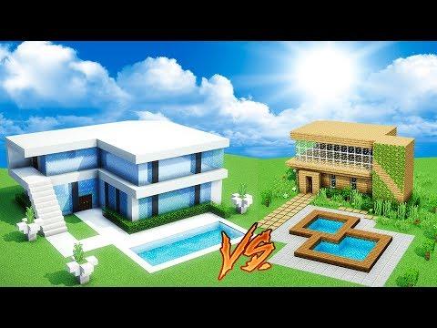 Minecraft: BATALHA DE CONSTRUÇÕES MODERNAS (ft.RafaelRGP)