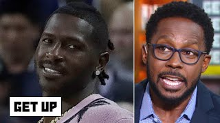 The Eagles would adjust their playbook for Antonio Brown if he could play - Desmond Howard | Get Up