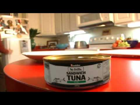 What's in your can of tuna?