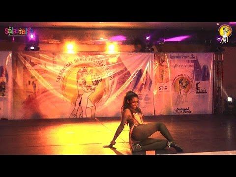 Bersy Cortez Solo Dance Performance | 1.EIDC