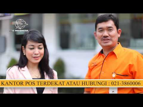 TVC POS INDONESIA - POST SHOP