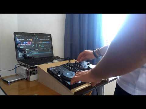 Hercules DJ control AIR - Mix4Song with Traktor Pro 2