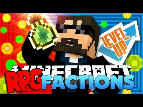 Minecraft: RPG Factions   OVER LEVEL 19!! [6]