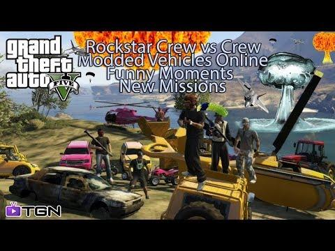 Gta 5 Online Modded Crew Colors Gta 5 Online Gta v Online