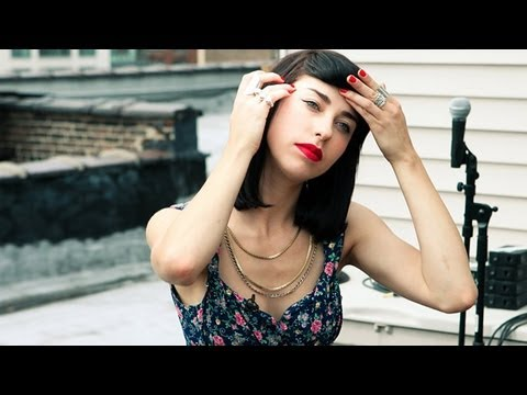 Kimbra - &quot;Withdraw&quot; LIVE Studio Session