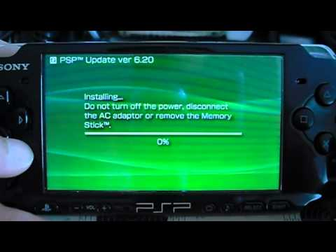 PSP 6.39 Downgrade Without Pandora
