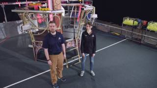 2017 Field Tour Video: In The Airship