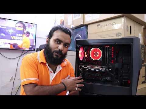 AMD Ryzen 7 2700X PC Build  | 1 LAKH Budget | Editing PC