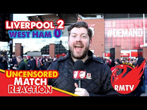 Liverpool 2-0 West Ham: Sturridge and Sterling Hit The Hammers (Uncens...