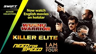 Watch English Movies on hotstar, Absolutely Free!