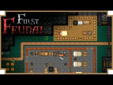 First Feudal - (Medieval Style Colony Builder)