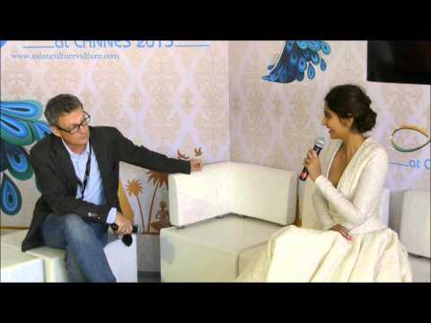 Sonam Kapoor Cannes Film Festival 2015 India Pavilion interview EXCLUSIVE!