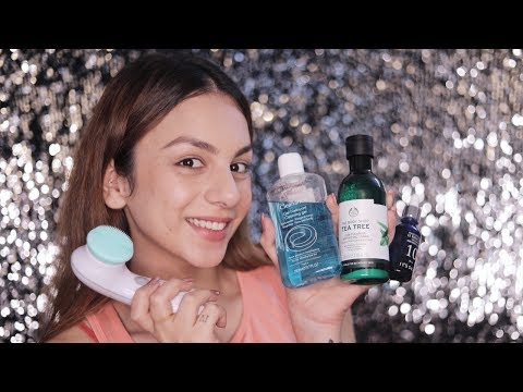 My Night Time Skincare Routine!