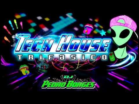Tech House Trifasico sin marcas vol 1 Dj Pedro Borges