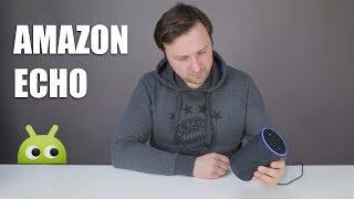 Обзор Amazon Echo