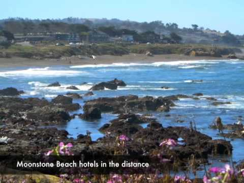 Cambria CA photo slideshow